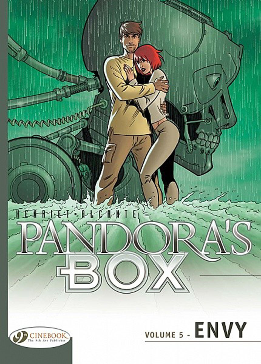 Pandora's Box Vol.5: Envy batgirl and the birds of prey vol 1 who is oracle rebirth