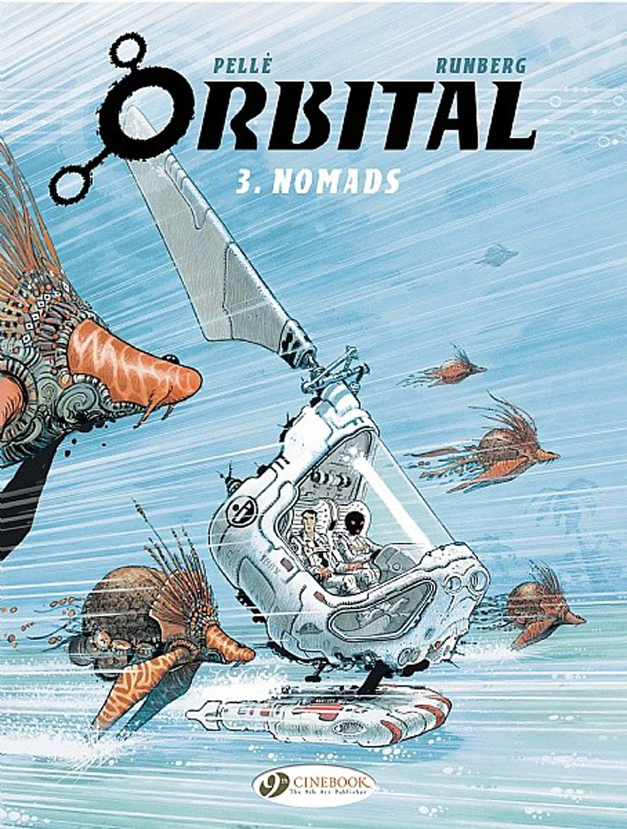 Orbital Vol.3: Nomads earth 2 world s end vol 2