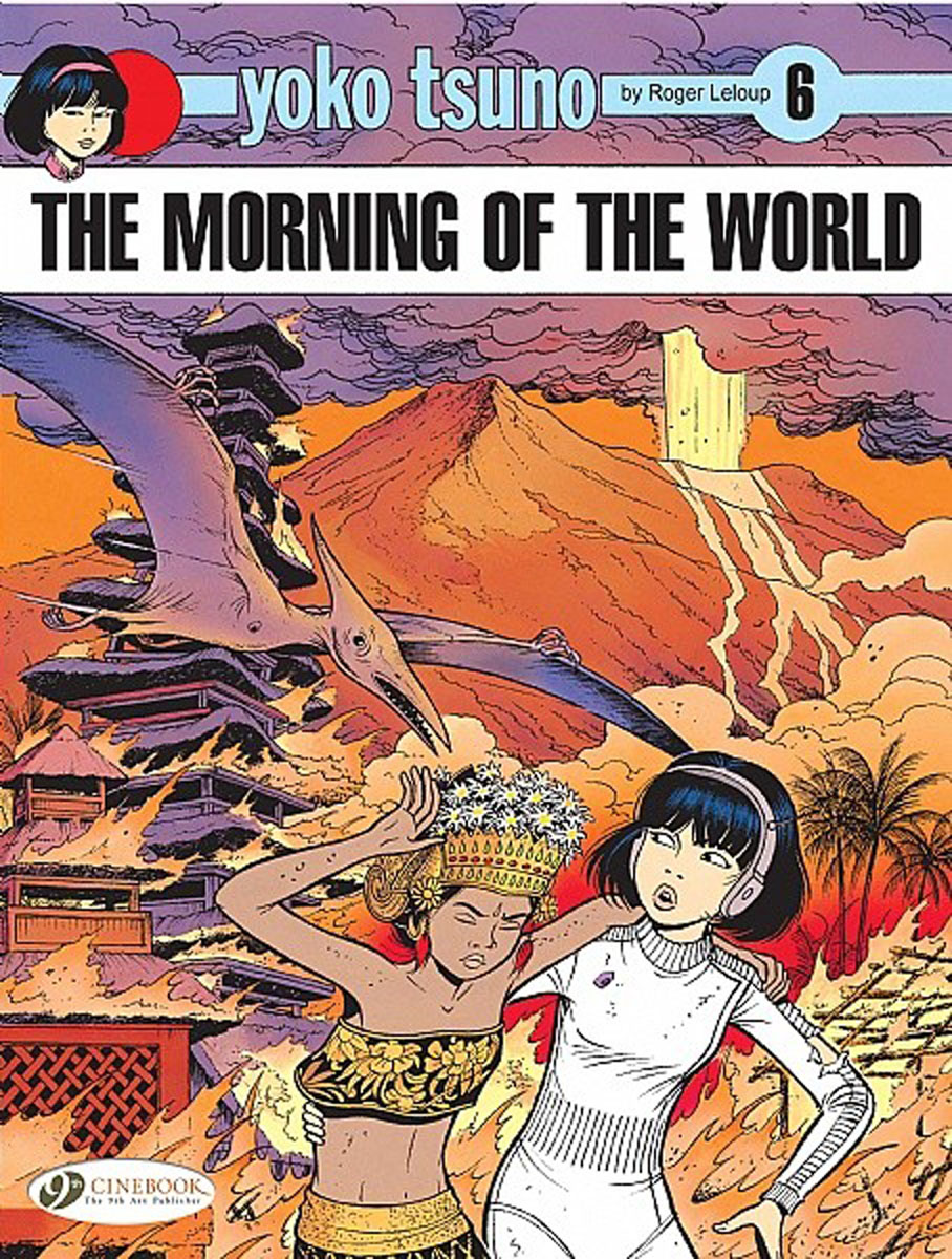 Yoko Tsuno Vol.6: The Morning of the World sentenced to death