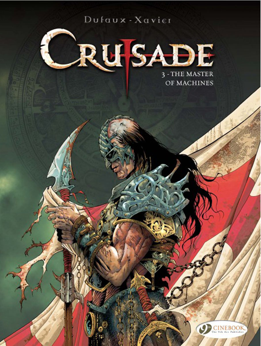 Crusade Vol.3: The Master of Machines lady s vol 3 game of fools