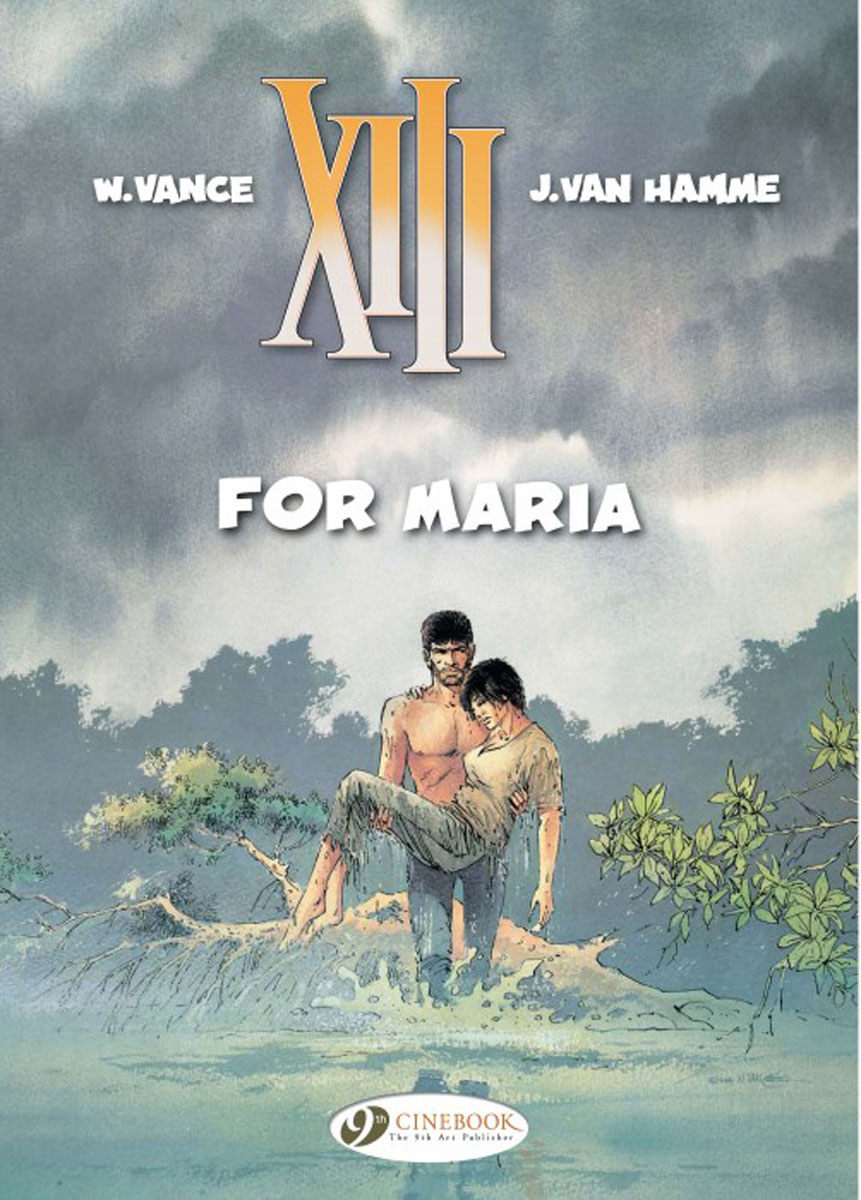 XIII Vol.9: For Maria xiii vol 20 the bait