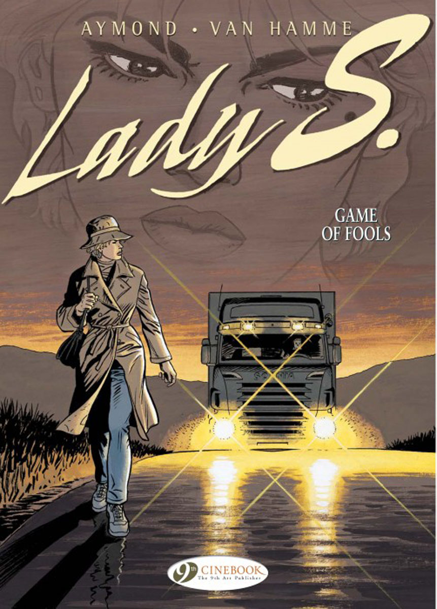 Lady S. Vol.3: Game of Fools the glass bead game