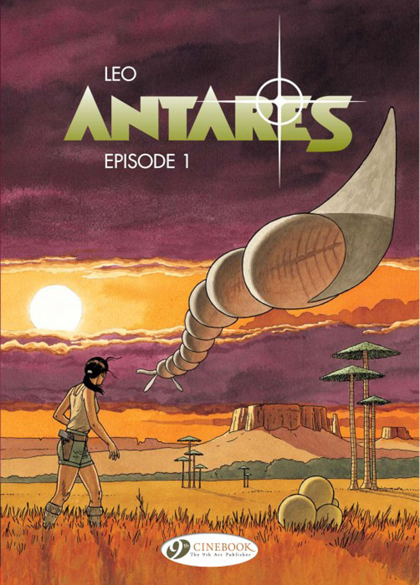 Antares Vol.1: Episode 1 betelgeuse vol 1 the survivors