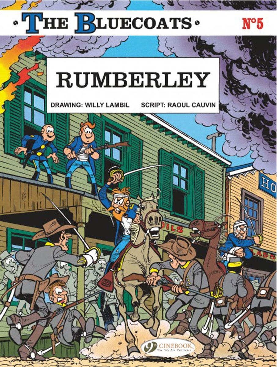 Bluecoats Vol.5, The: Rumberley bluecoats the vol 4 the greenhorn