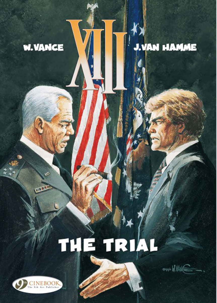 XIII Vol.12: The Trial crusade vol 3 the master of machines