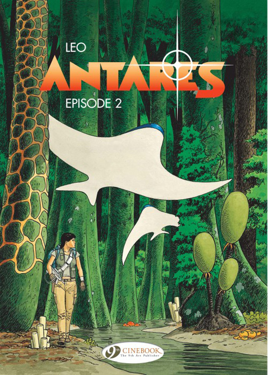 Antares Vol.2: Episode 2 seeing things as they are