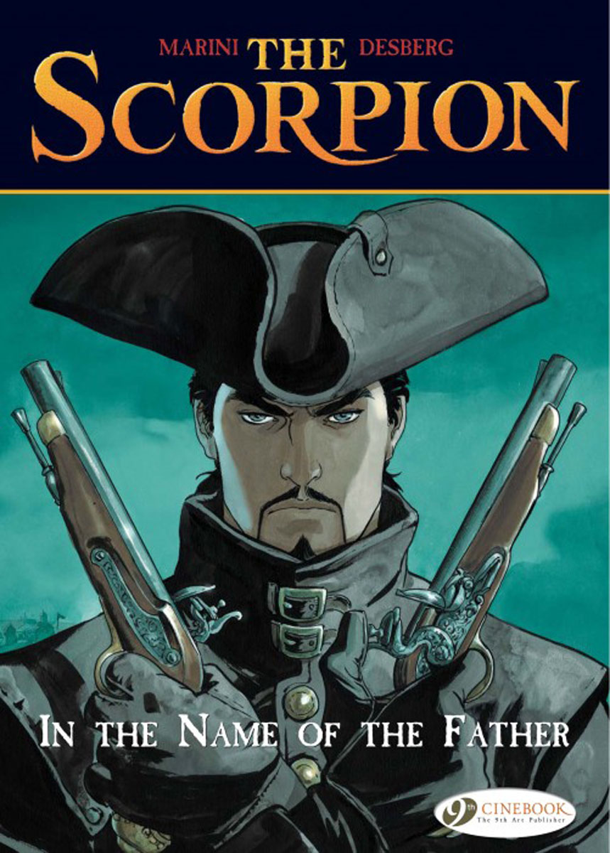 Scorpion Vol.5, The: In the Name of the Father