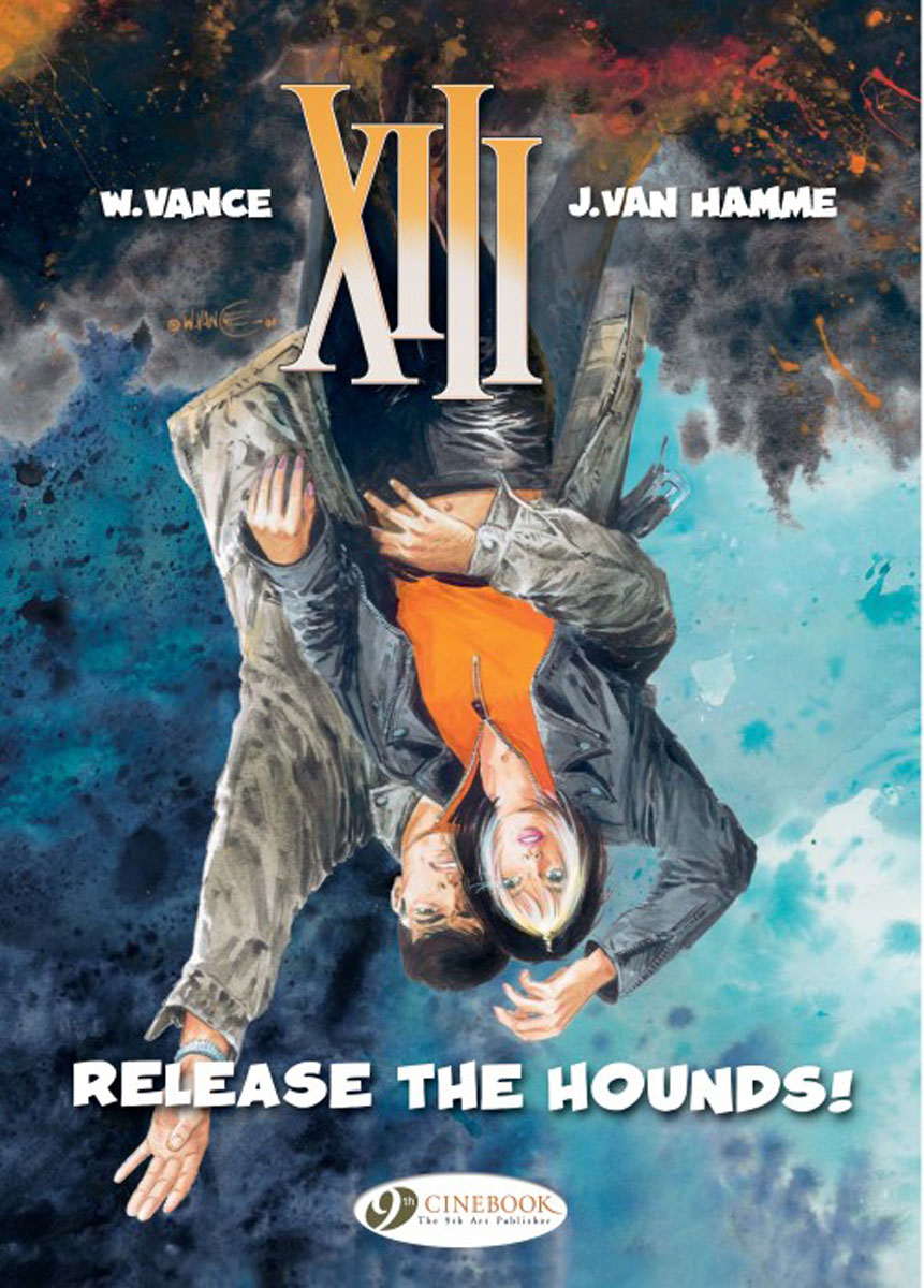 XIII Vol.14: Release The Hounds! xiii vol 20 the bait