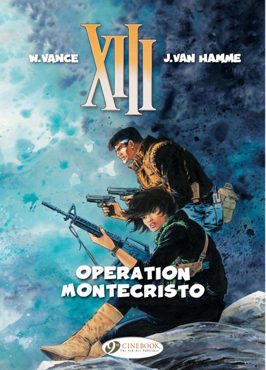 XIII Vol.15: Operation Montecristo xiii vol 20 the bait