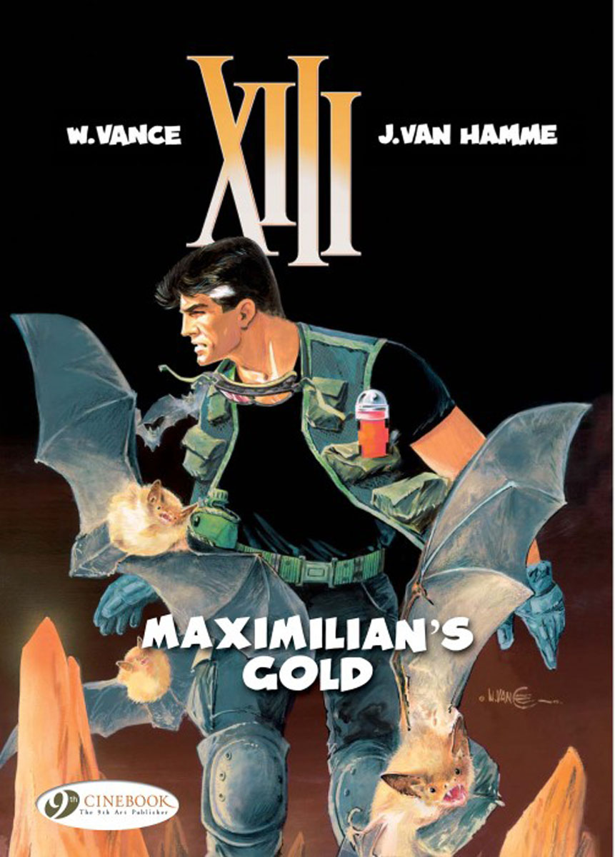 XIII Vol. 16: Maximilian's Gold crusade vol 3 the master of machines