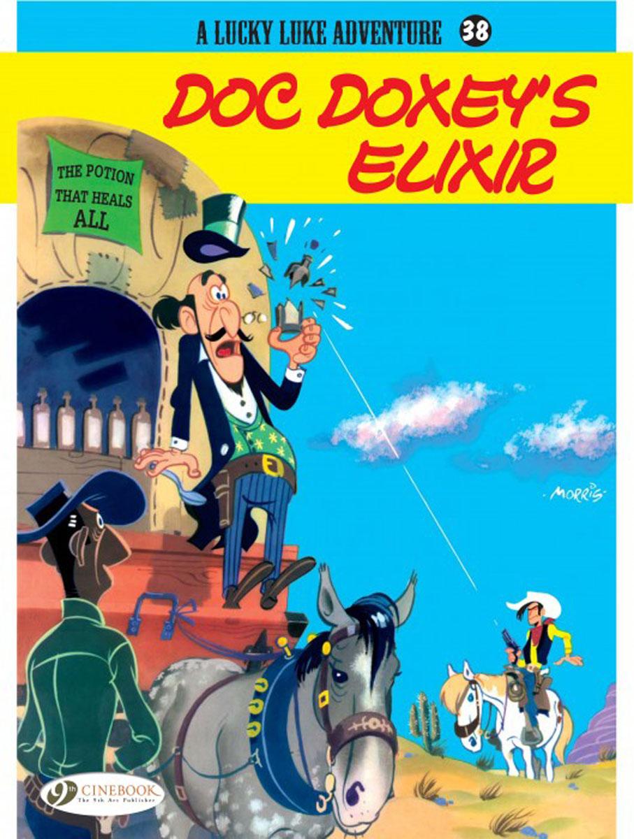 Lucky Luke Vol.38 Doc Doxey's Elixir lucky luke vol 61 daisy town