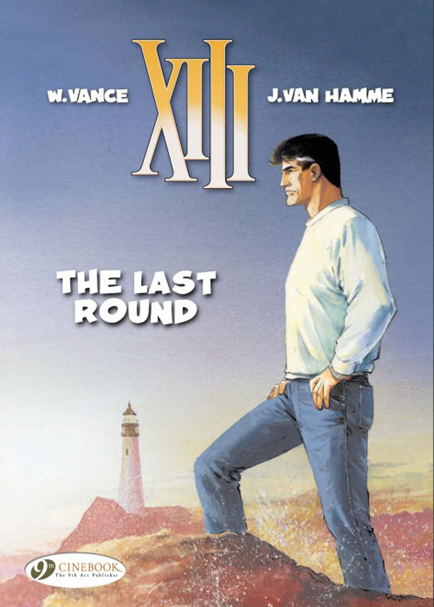 XIII Vol.18: The Last Round last templar vol 3 the the sunken church
