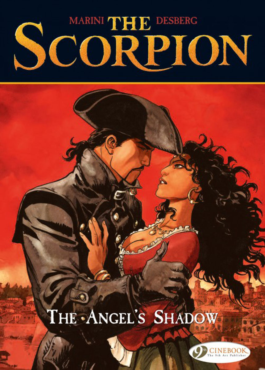 Scorpion, The Vol. 6: The Angel's Shadow shadow of the scorpion