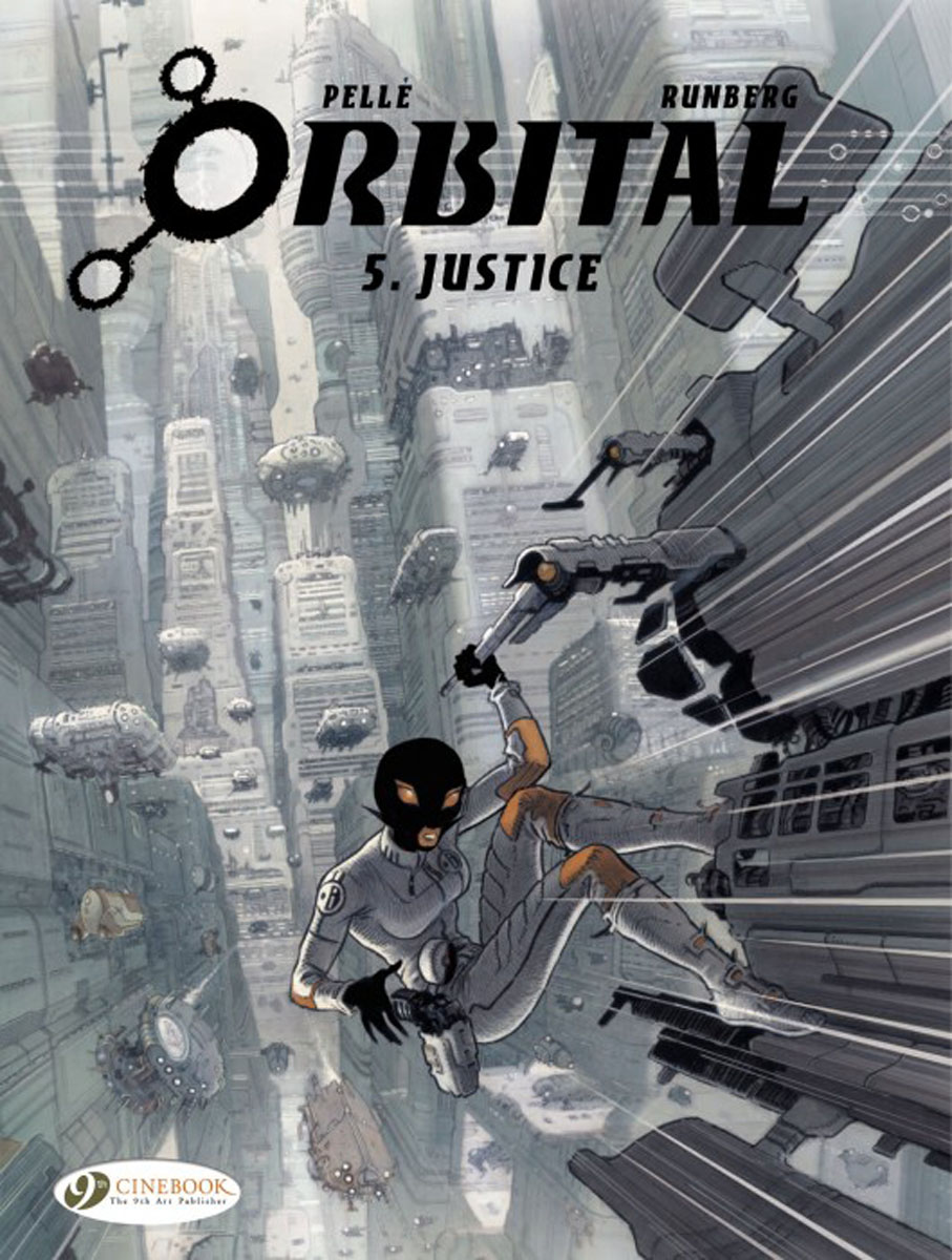 Orbital Vol. 5: Justice powers the definitive hardcover collection vol 7