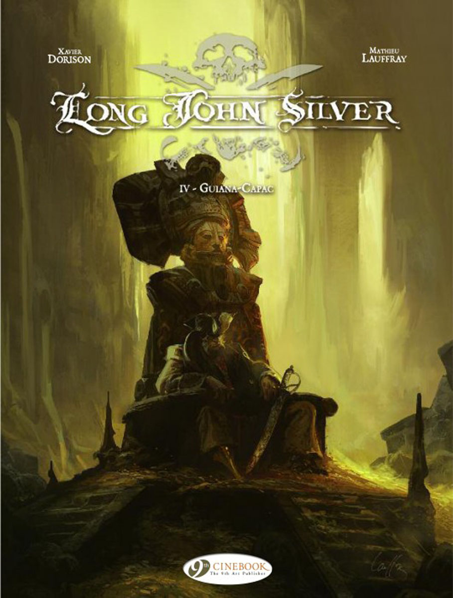 Long John Silver Vol.4: Guiana-Capac john vyge the dragons den guide to investor ready business plans