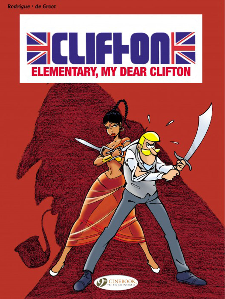 Clifton Vol.7: Elementary, My Dear Clifton trony clifton auditing oracle