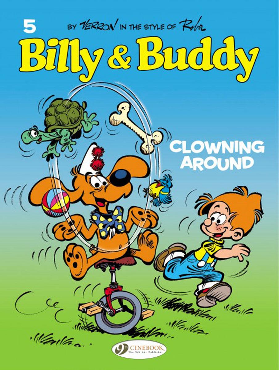 Billy & Buddy Vol. 5 cheer