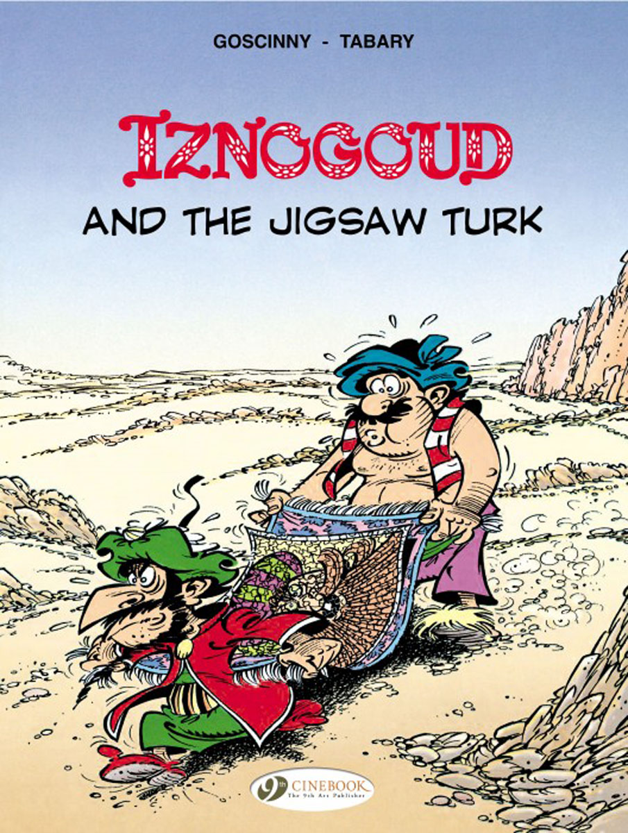 Iznogoud Vol. 11 iznogoud vol 2 the caliph s vacation