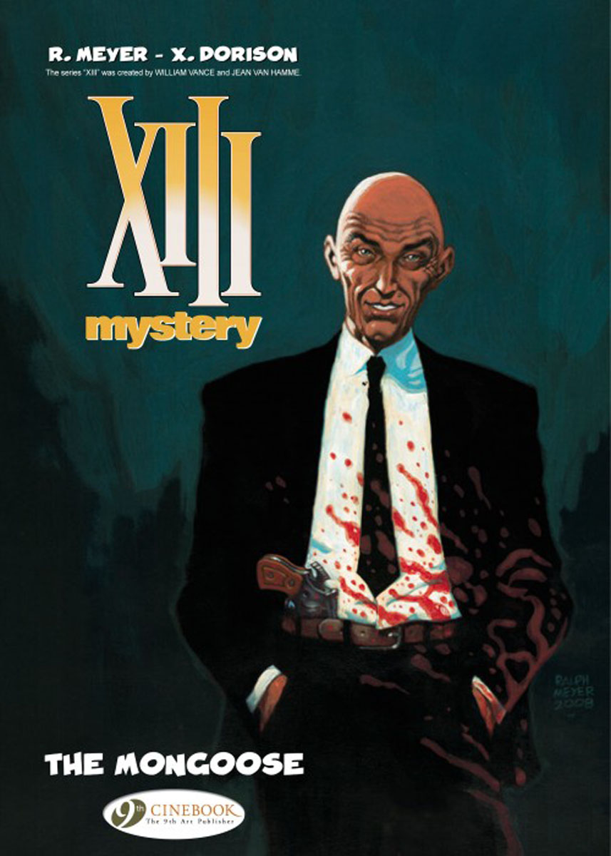 XIII Mystery Vol. 1 xiii vol 20 the bait