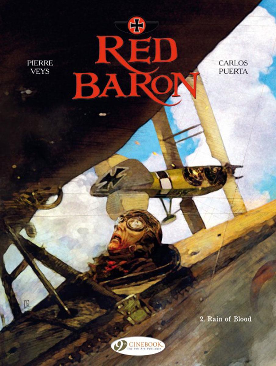 Red Baron Vol. 2 kindt matt mind mgmt vol 2 the futurist