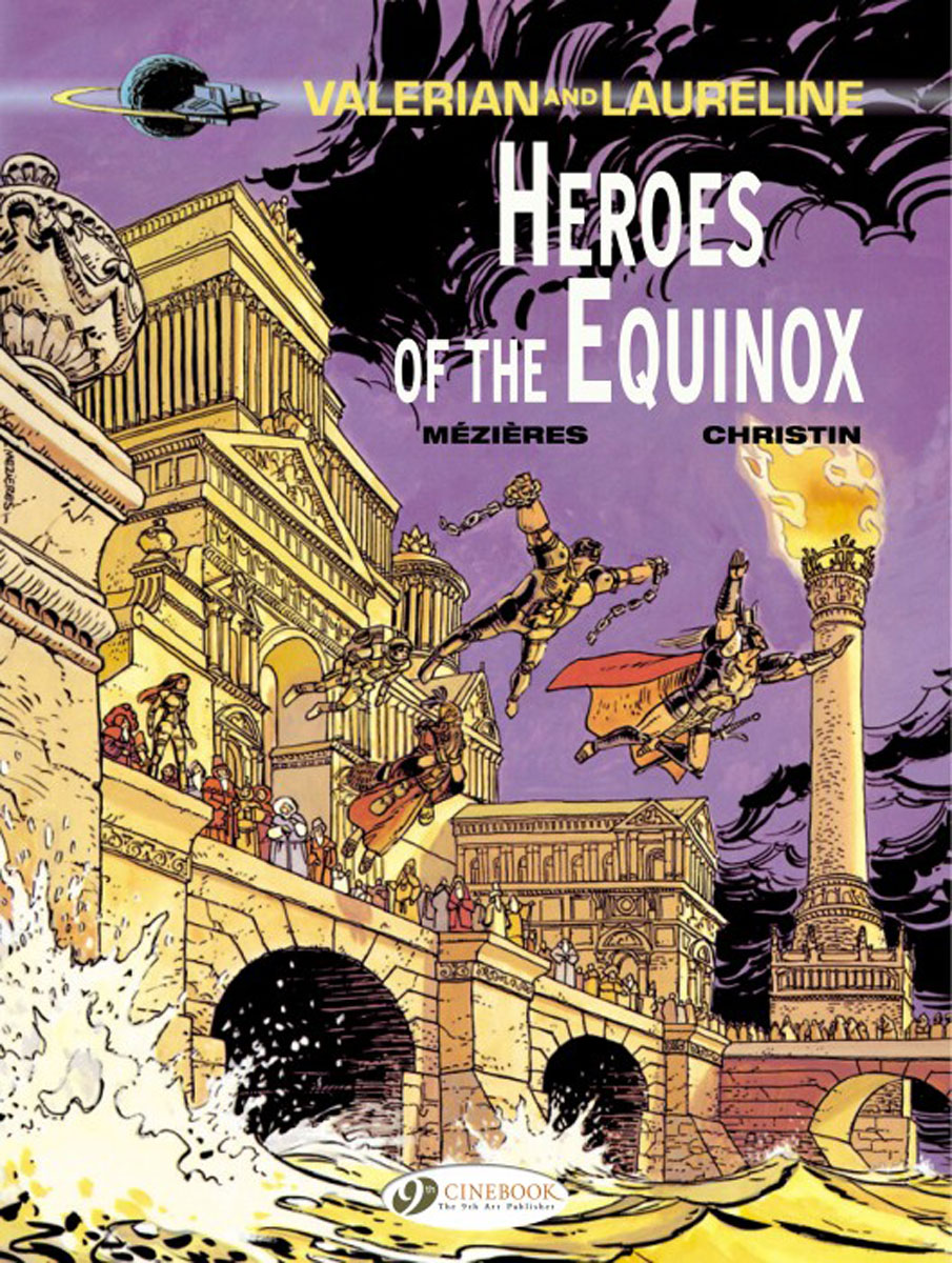 Valerian Vol. 8: Heroes of the Equinox samuel richardson clarissa or the history of a young lady vol 8
