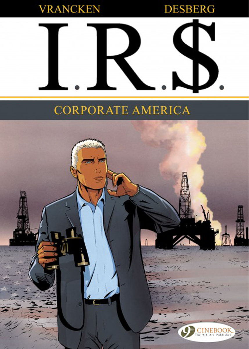 IRS Vol. 5: Corporate America evans larry once to every man