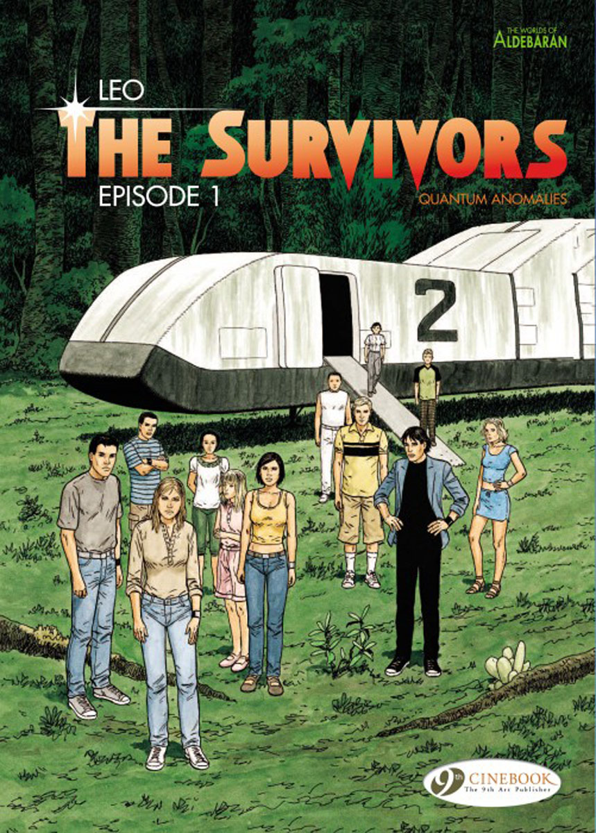 Survivors Vol.1, The: Episode 1 earth 2 vol 3 battle cry the new 52