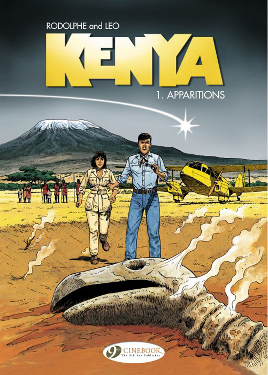 Kenya Vol 1: Apparitions crusade vol 3 the master of machines
