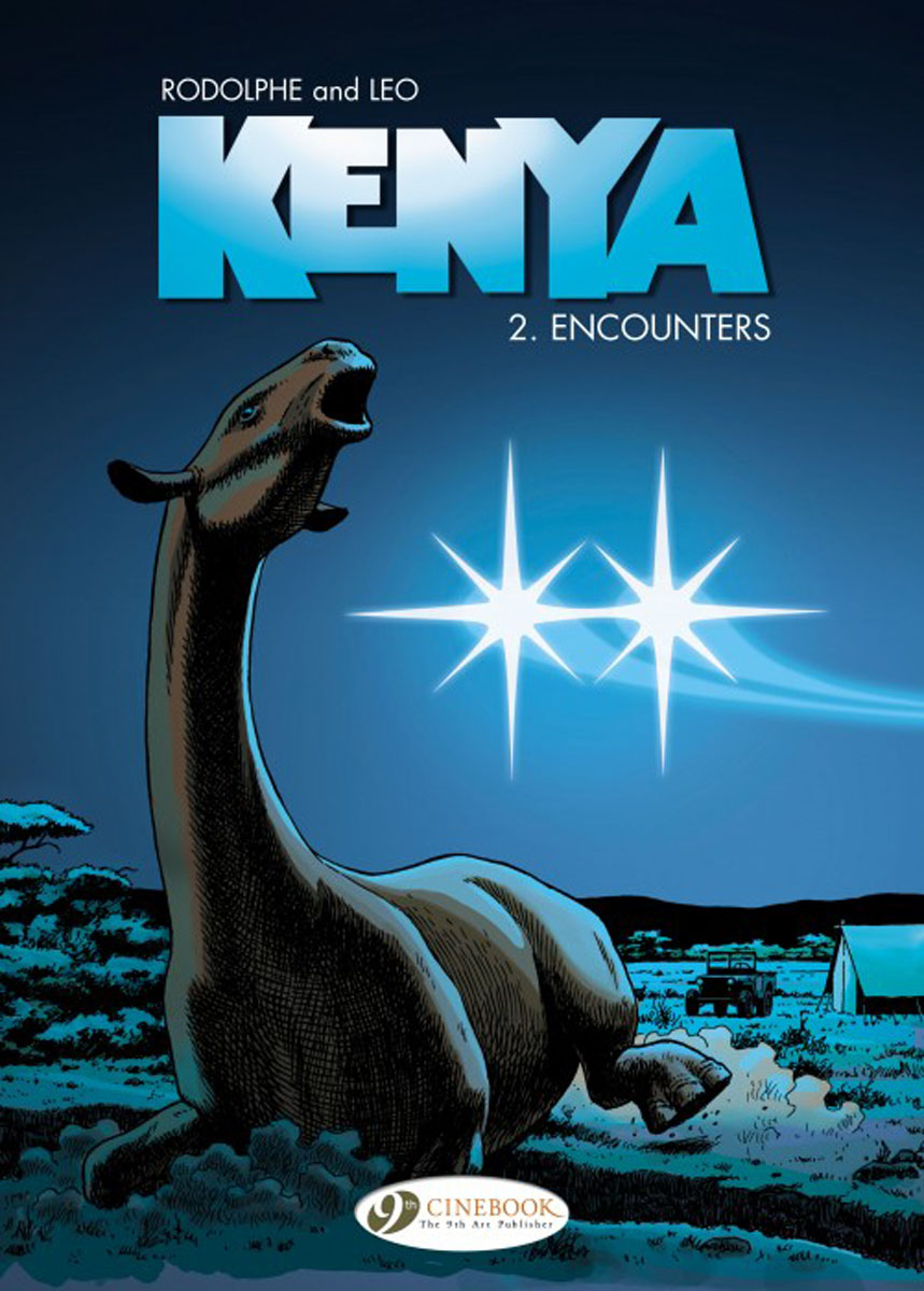 Kenya Vol. 2: Encounters crusade vol 3 the master of machines