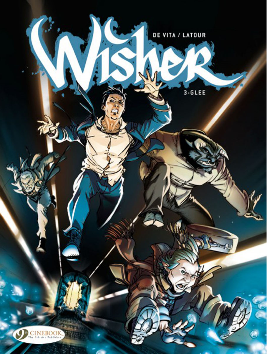 Wisher Vol. 3: Glee powers the definitive hardcover collection vol 7
