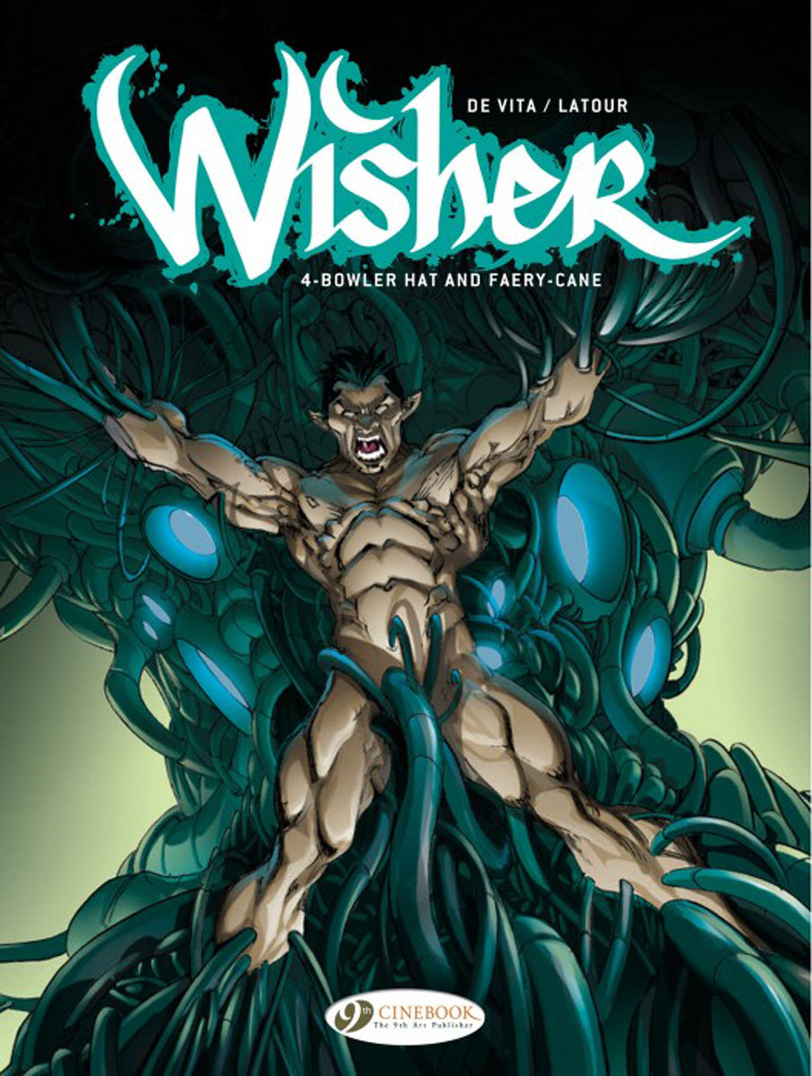 Wisher Vol. 4 powers the definitive hardcover collection vol 7