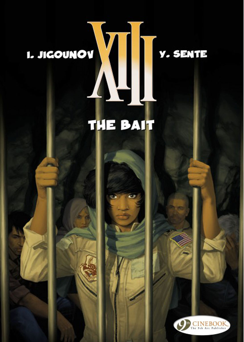 XIII Vol. 20: The Bait xiii vol 20 the bait