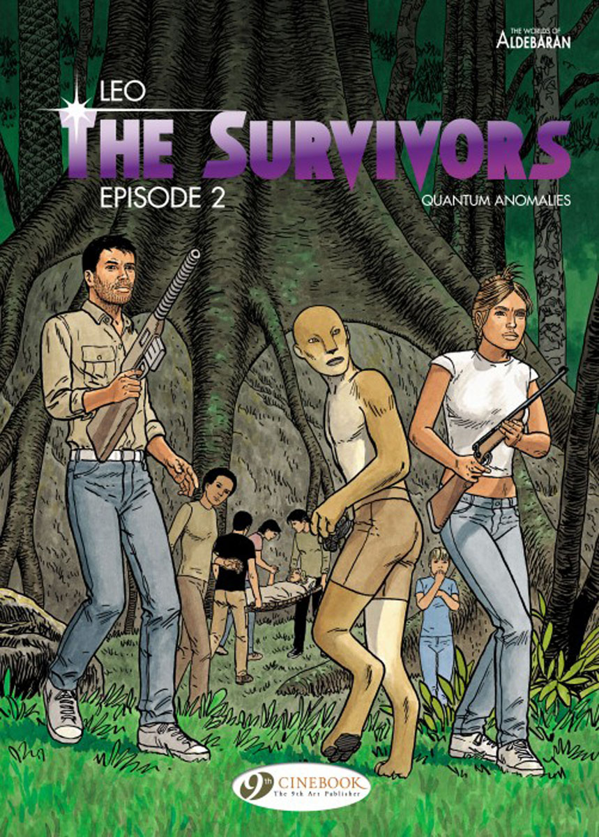 Survivors Vol. 2, The a few of the girls