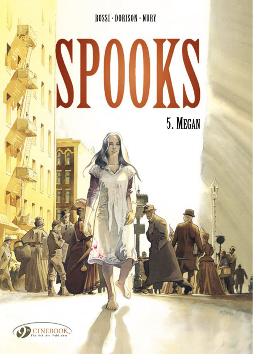 Spooks: Megan: Volume 5 piaget possession g0a36188