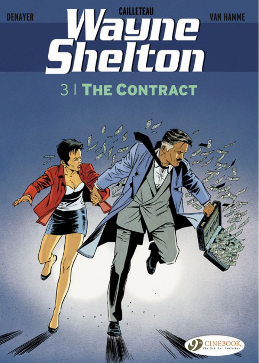 Wayne Shelton Vol. 3 asher rebecca shattered
