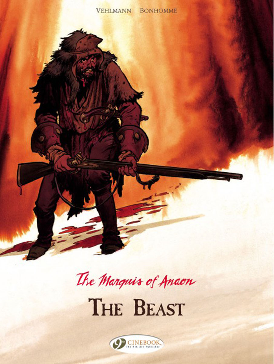 Marquis of Anaon Vol. 4, The: The Beast our discovery island 4 dvd