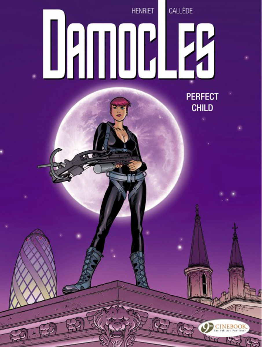 Damocles Vol. 3: Perfect Child ellie s magical bakery perfect pie for a perfect pet