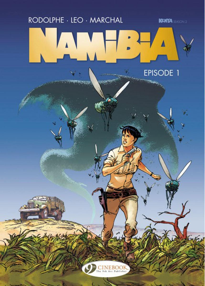 Namibia Vol. 1: Episode 1 namibia vol 5 episode 5
