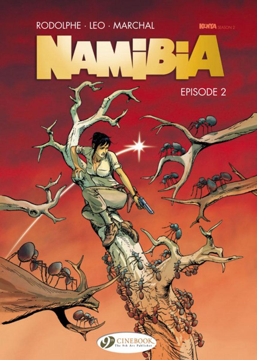 Namibia Vol. 2: Episode 2 namibia vol 5 episode 5