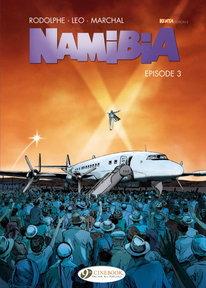 Namibia Vol.3: Episode 3 lady s vol 3 game of fools