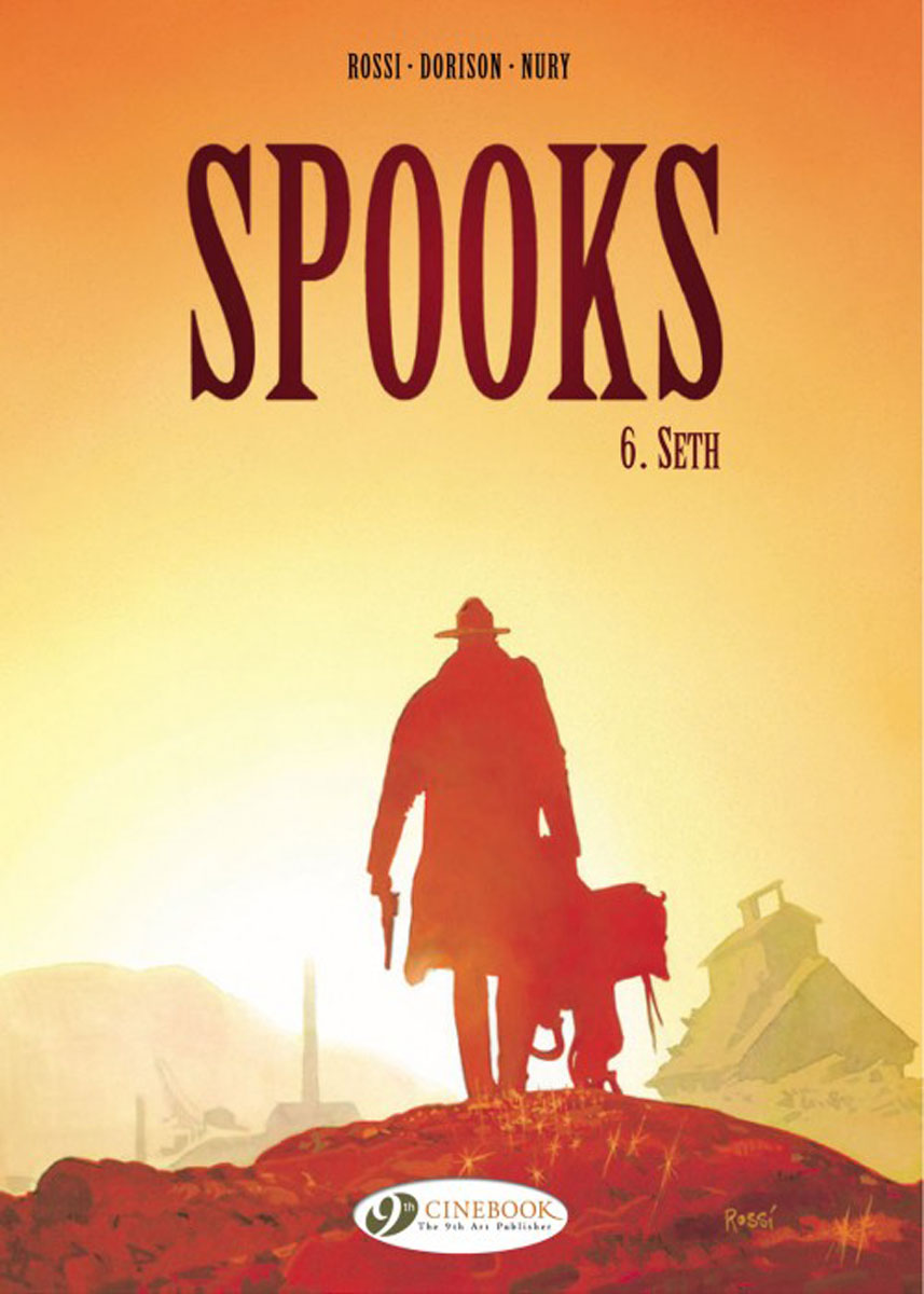 Spooks: Seth: Volume 6 seth wp