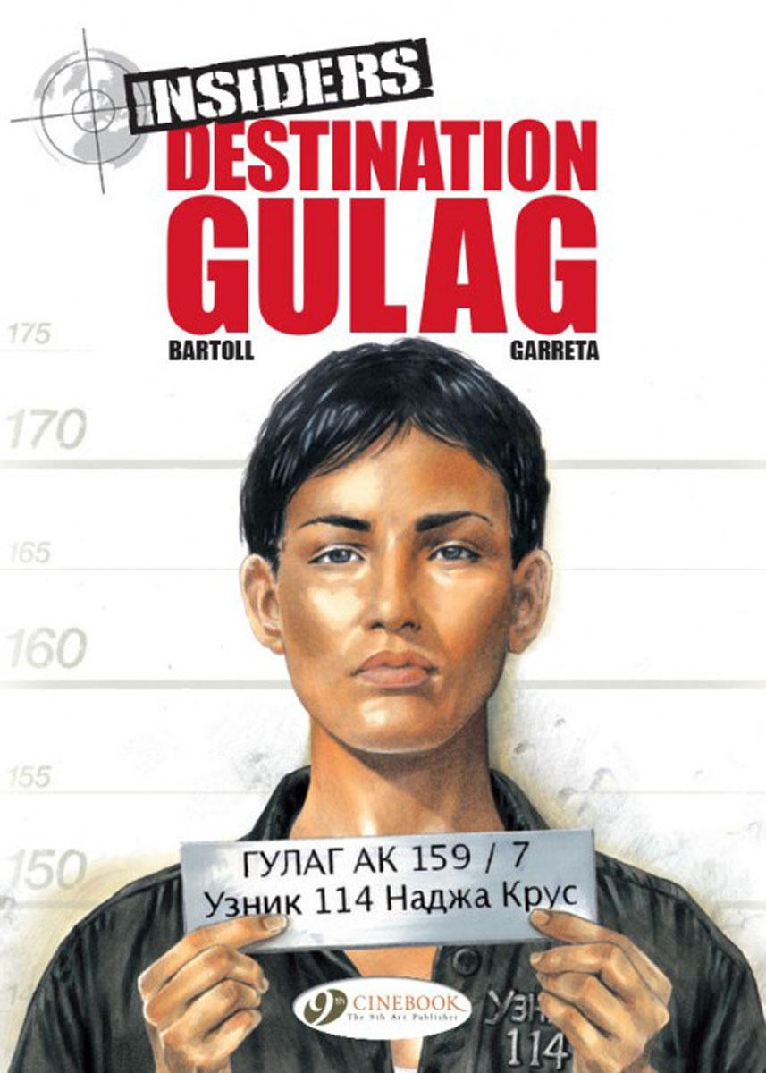 Insiders Vol. 5: Destination Gulag new lone wolf and cub vol 5