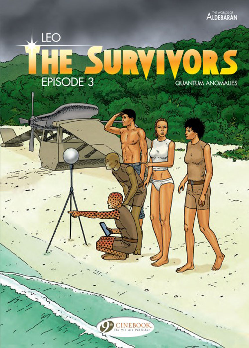 Survivors Vol. 3, The crusade vol 3 the master of machines