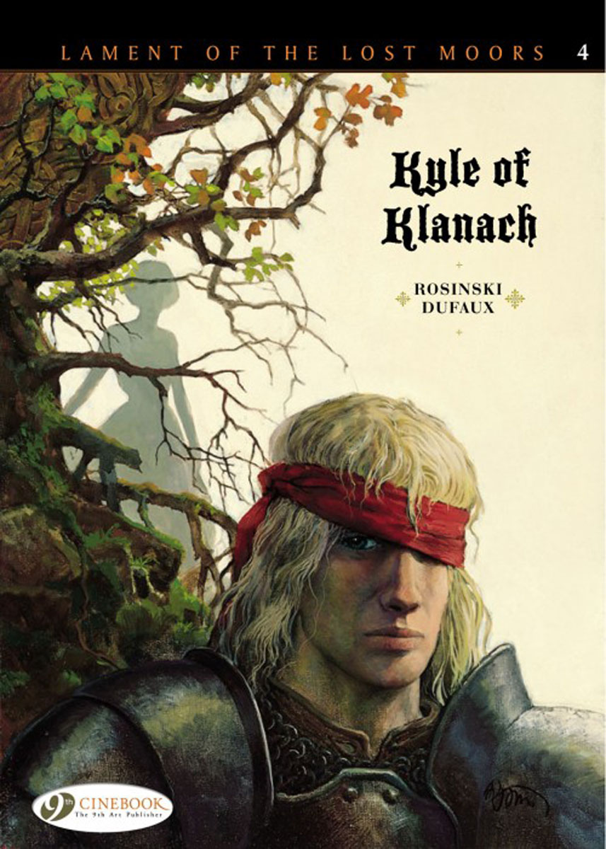Lament of the Lost Moors Vol. 4: Kyle of Klanach the lost ship starter level cd rom