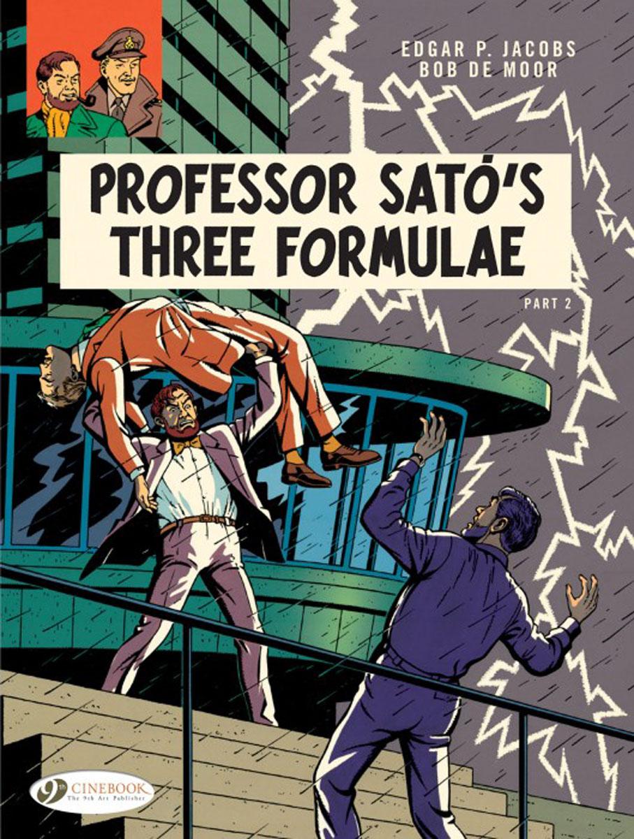 Blake & Mortimer Vol. 23: Professor Sato's Three Formulae - Part 2 methods in enzymology biophotonics part bl vol 361