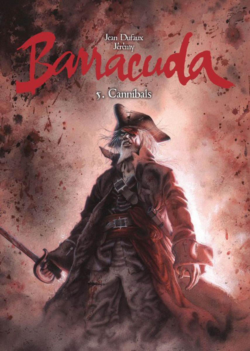 Barracuda Vol. 5: Cannibals lucky luke vol 57