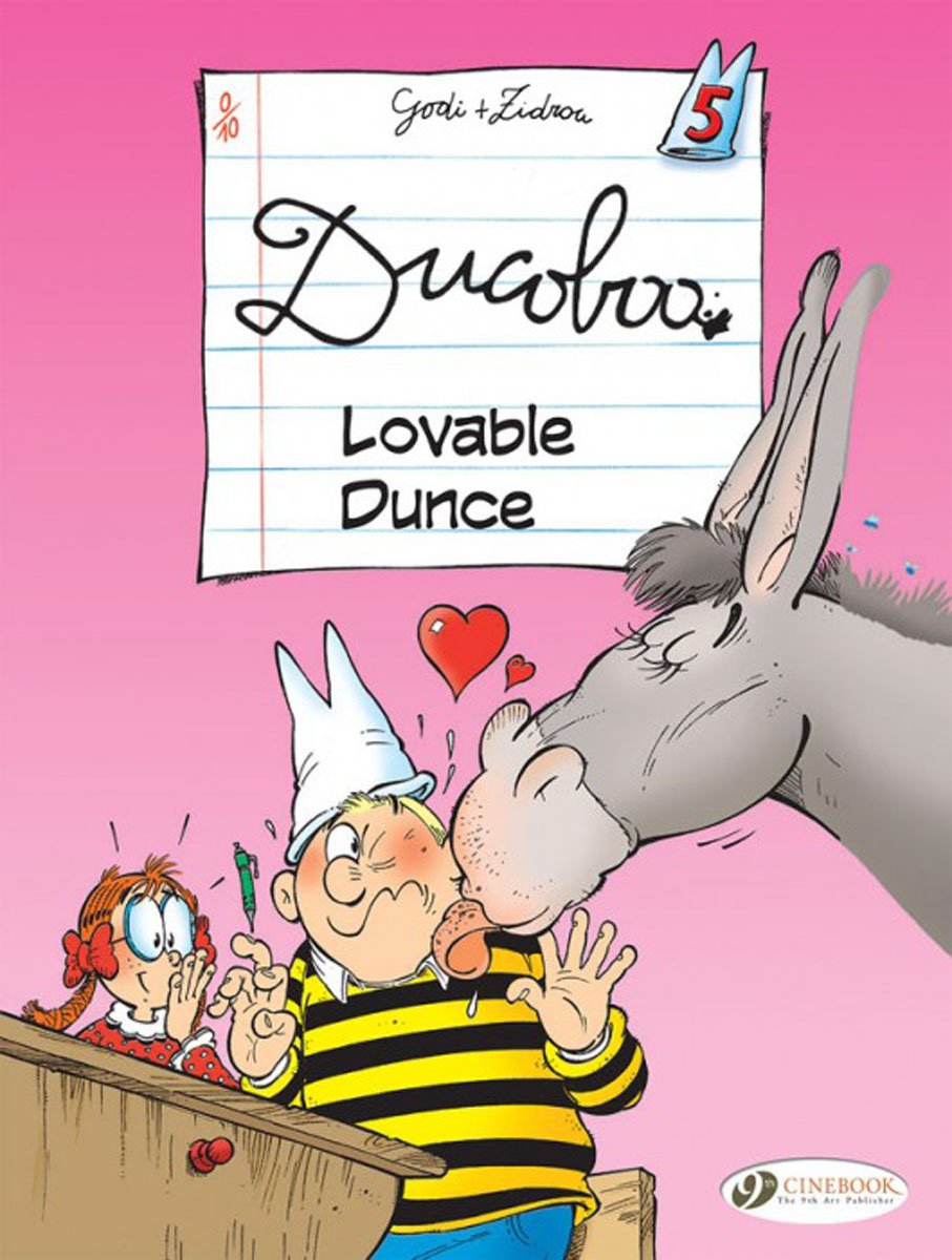 Ducoboo Vol. 5: Lovable Dunce crusade vol 3 the master of machines