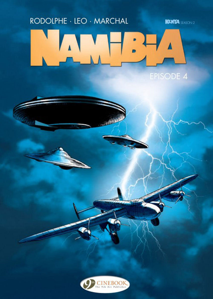 Namibia Vol. 4: Episode 4 earth 2 society vol 4 life after death
