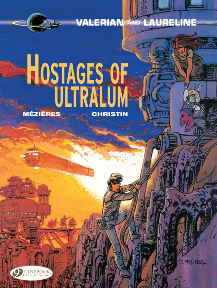 Valerian Vol. 16: Hostages of Ultralum iznogoud vol 2 the caliph s vacation