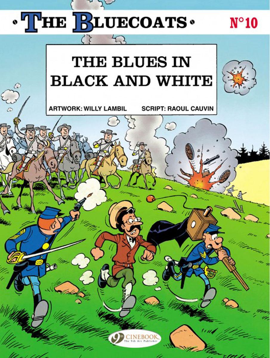 Bluecoats Vol. 10, The bluecoats the vol 4 the greenhorn